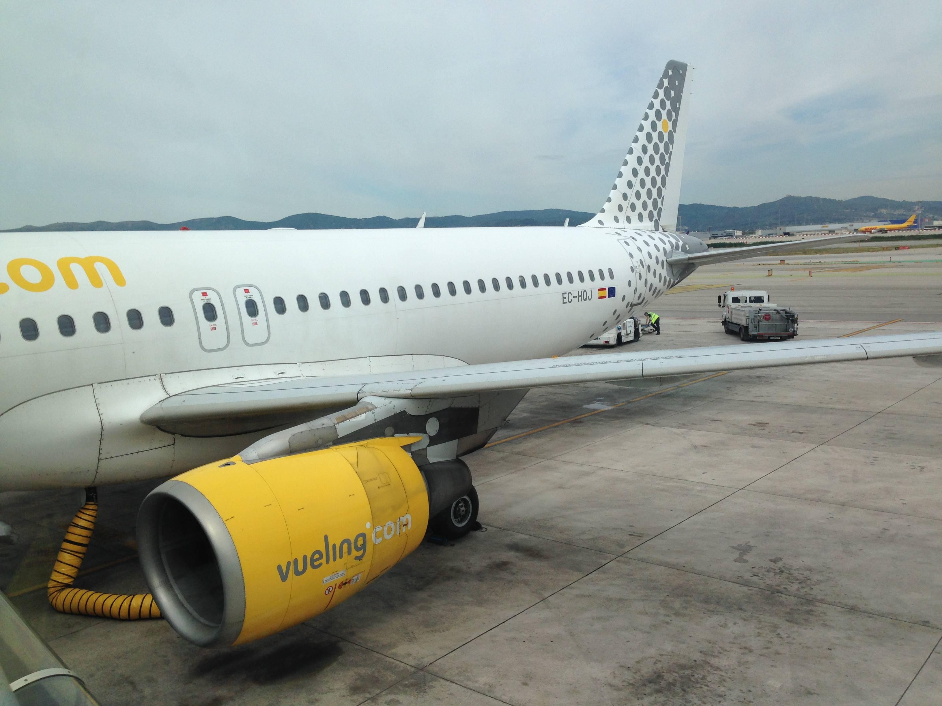 Авиабилеты vueling airlines