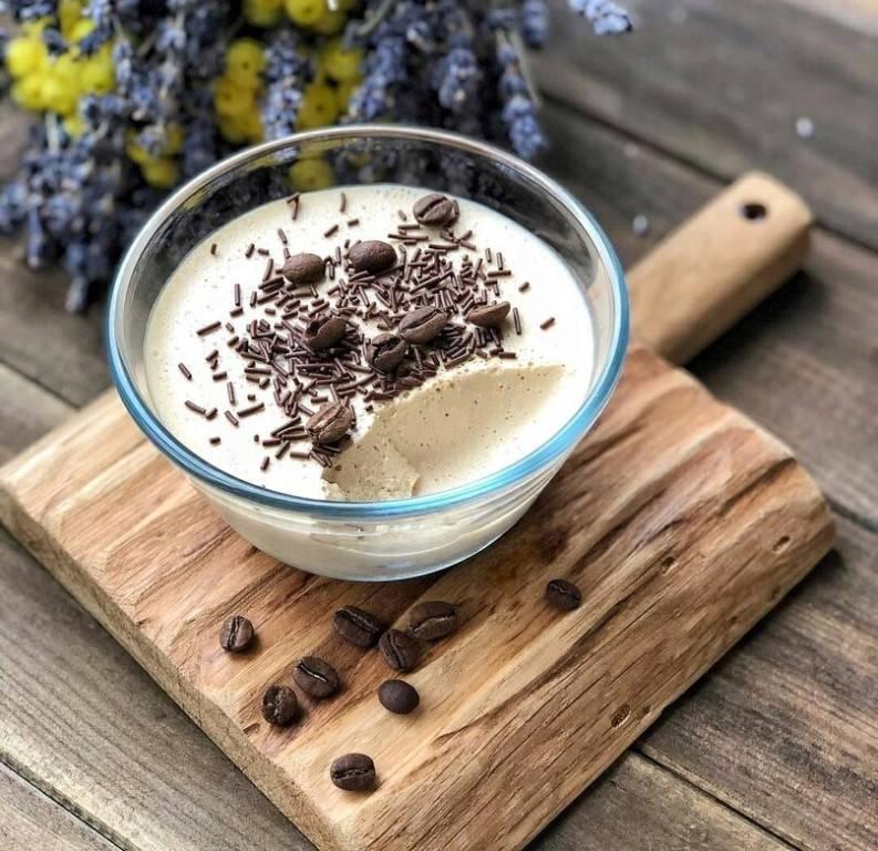 Как правильно приготовить кофе по-баварски?