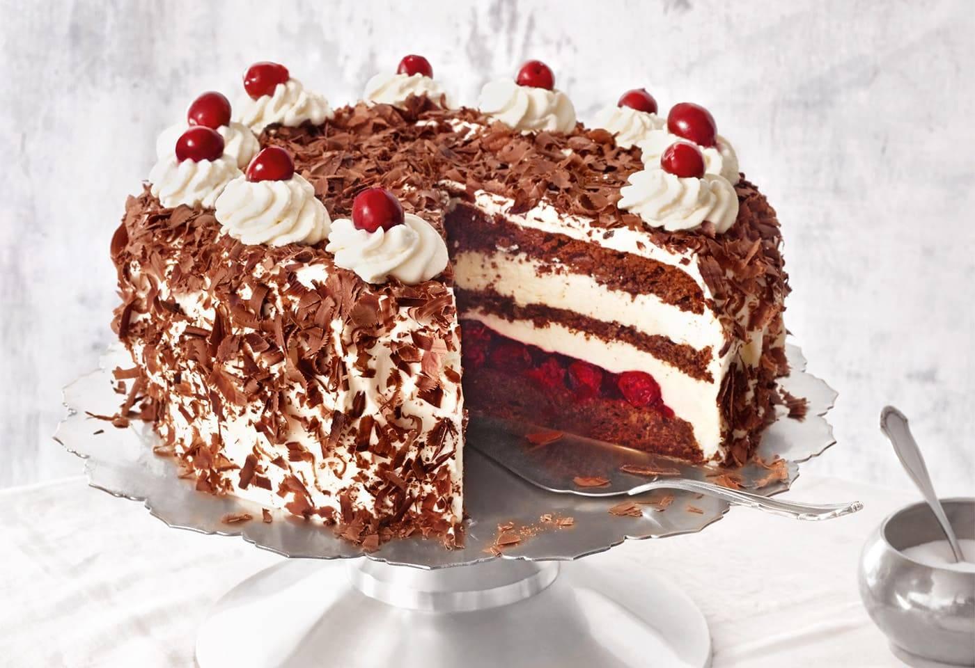 Немецкий торт - 204 рецепта: торт | foodini