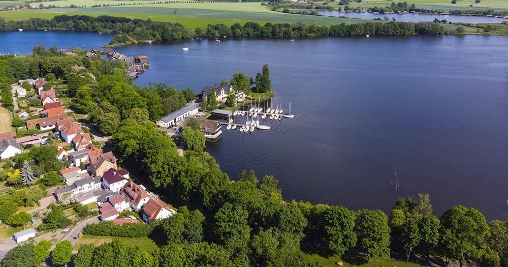 Озеро мюриц в германии: где находится