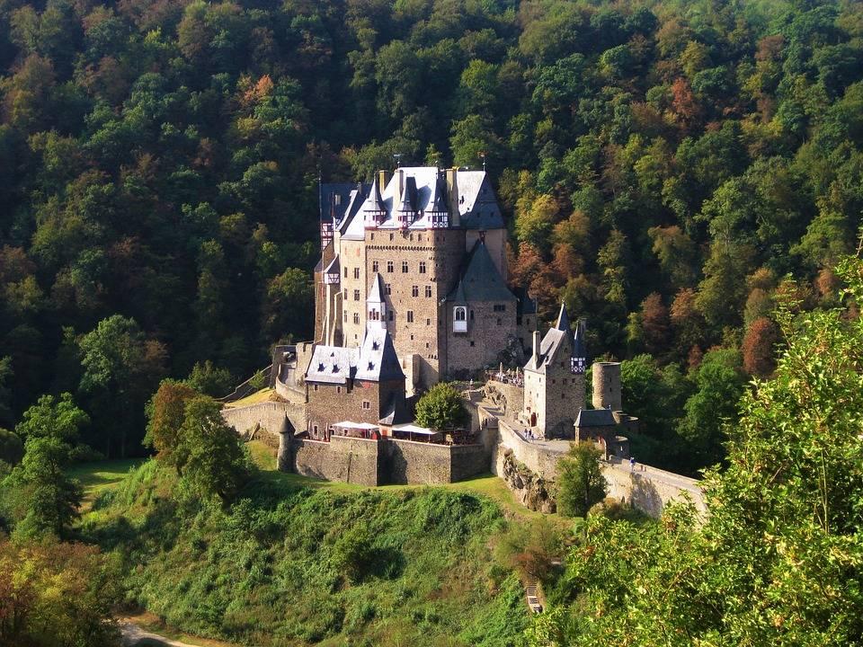 Замок эльц в германии: история, как добраться, время работы 2021