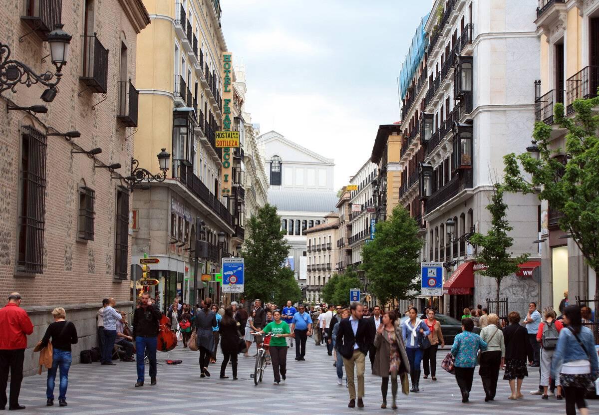 Средние зарплаты в испании в 2021 по профессиям и отраслям