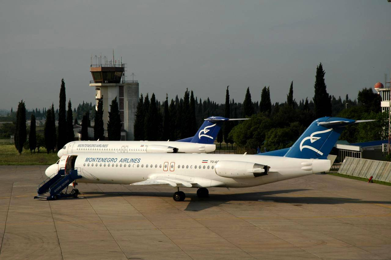 Montenegro airlines | белград
