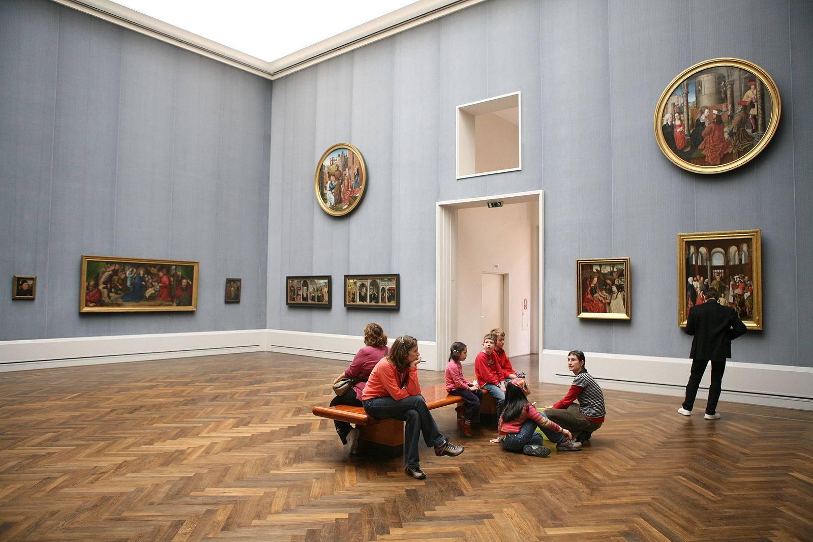 Новая национальная галерея — википедия