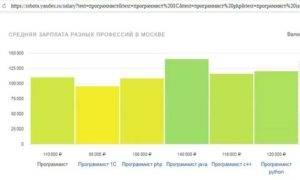 Сколько зарабатывают программисты: средняя зарплата it-специалистов в россии и сша, какую зп платят айтишникам в месяц, доходы в 1с, java, python