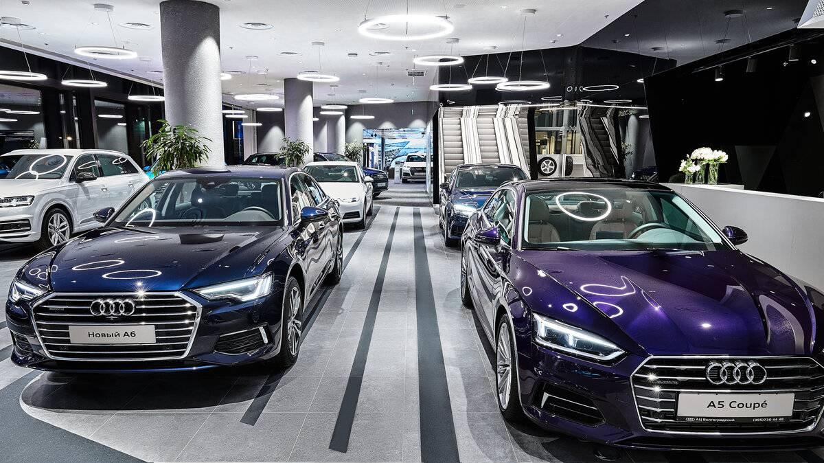 Заводы audi где собирают автомобили для российского рынка