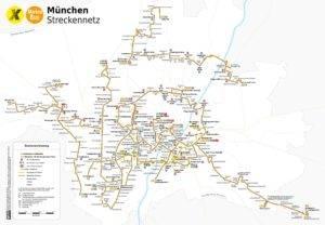 Аэропорт мюнхена. как добраться