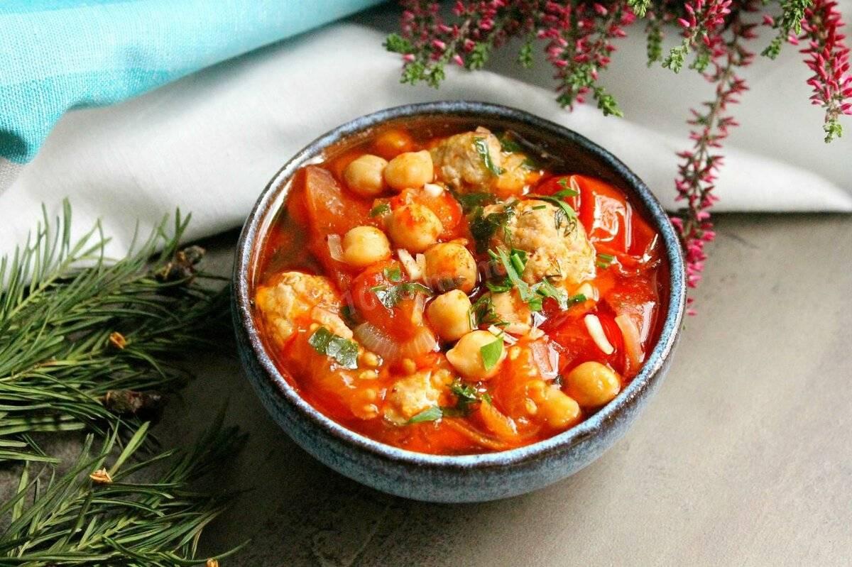 Немецкий суп айнтопф морковный рецепт с фото пошагово - 1000.menu