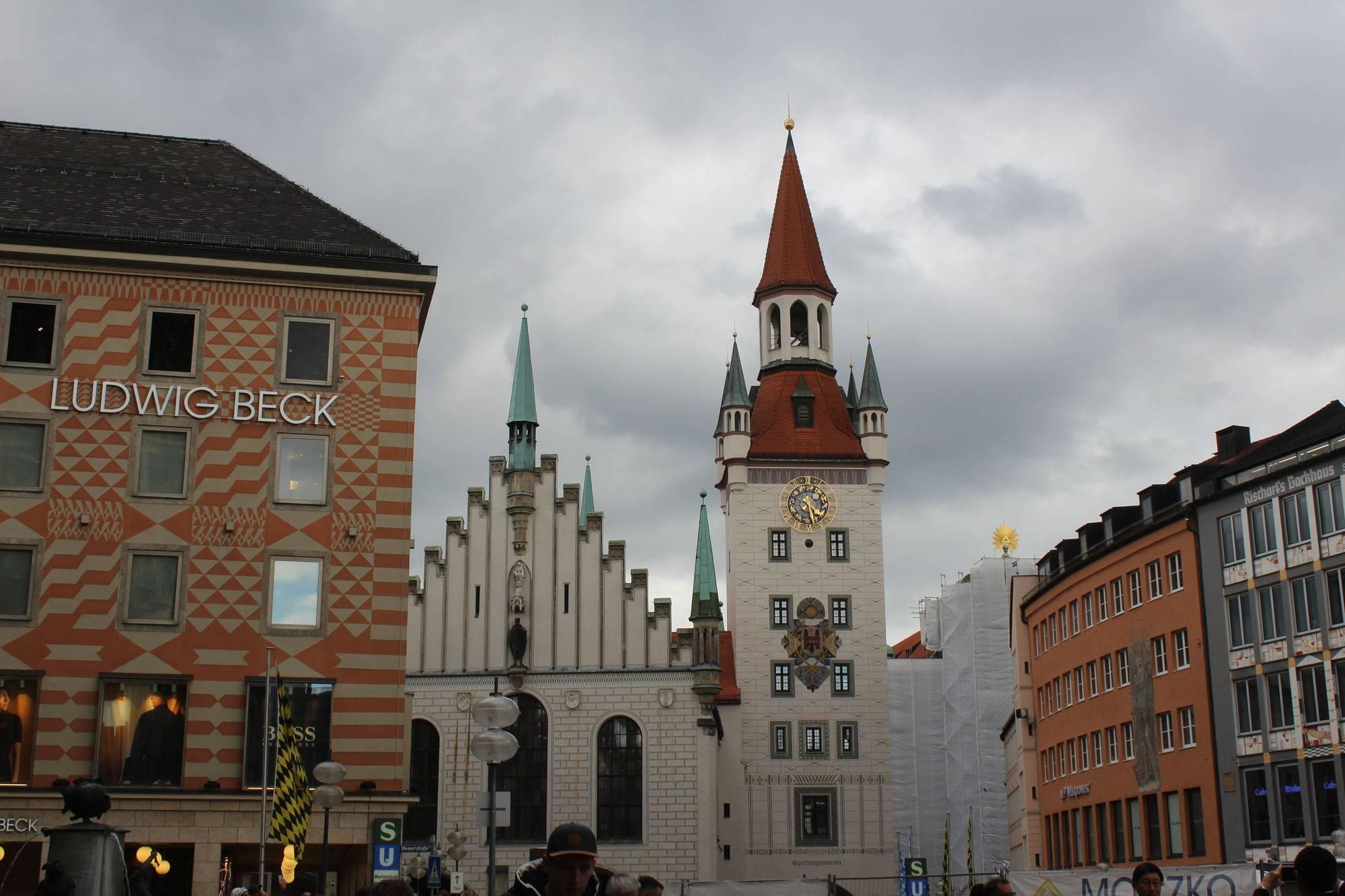 Мюнхен: история и достопримечательности города германии
