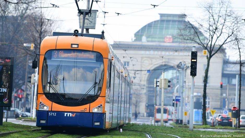 Транспорт в германии
