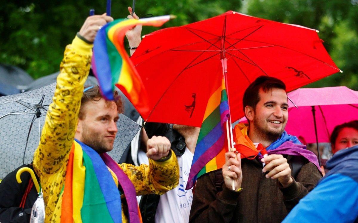 Однополые браки в европе, ситуация в дании, германии, италии и других странах