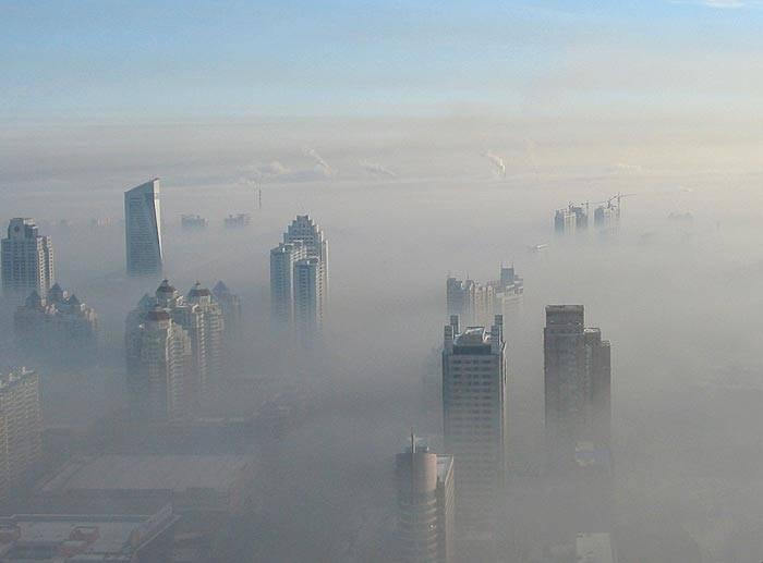 Высокий смог: грязный воздух крадет у жителей земли годы жизни