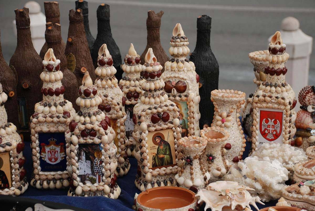 Сувениры и покупки в черногории - черногория