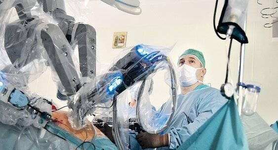 Роботизированные операции - лечение в турции | клиники memorial