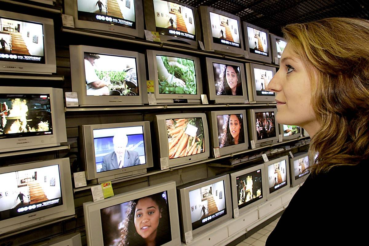 История телевидения. изобретатели, первый опыт телевещания
