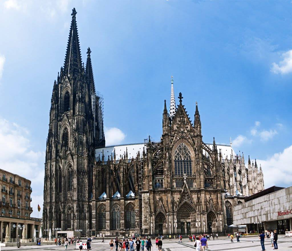 30 знаменитых готических соборов германии