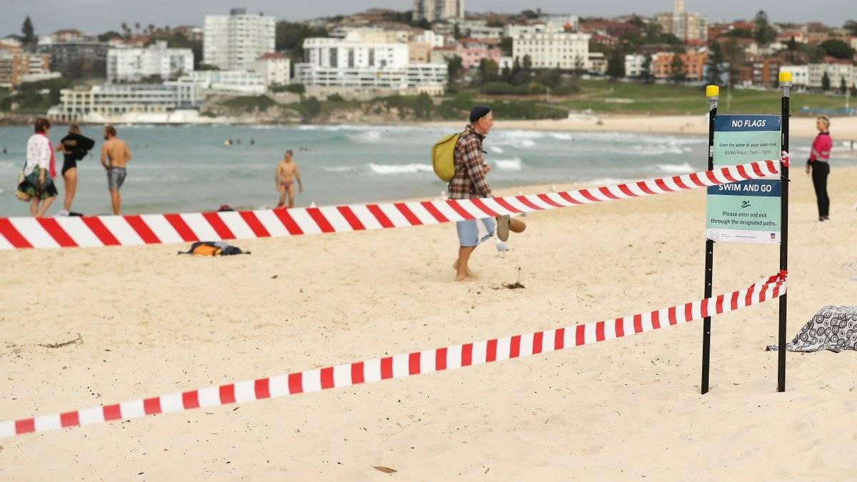 Жители Австралии и Новой Зеландии смогут посещать пляжи и покупать любимый фаст-фуд