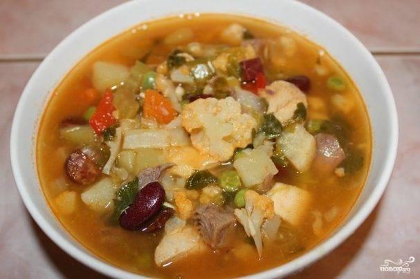 Немецкий суп айнтопф, классический рецепт | волшебная eда.ру