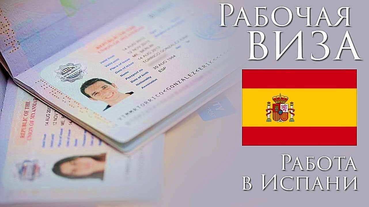 Рабочая виза в испанию. часть первая: документы и требования
