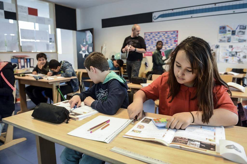 Жизнь в европе: польская школа