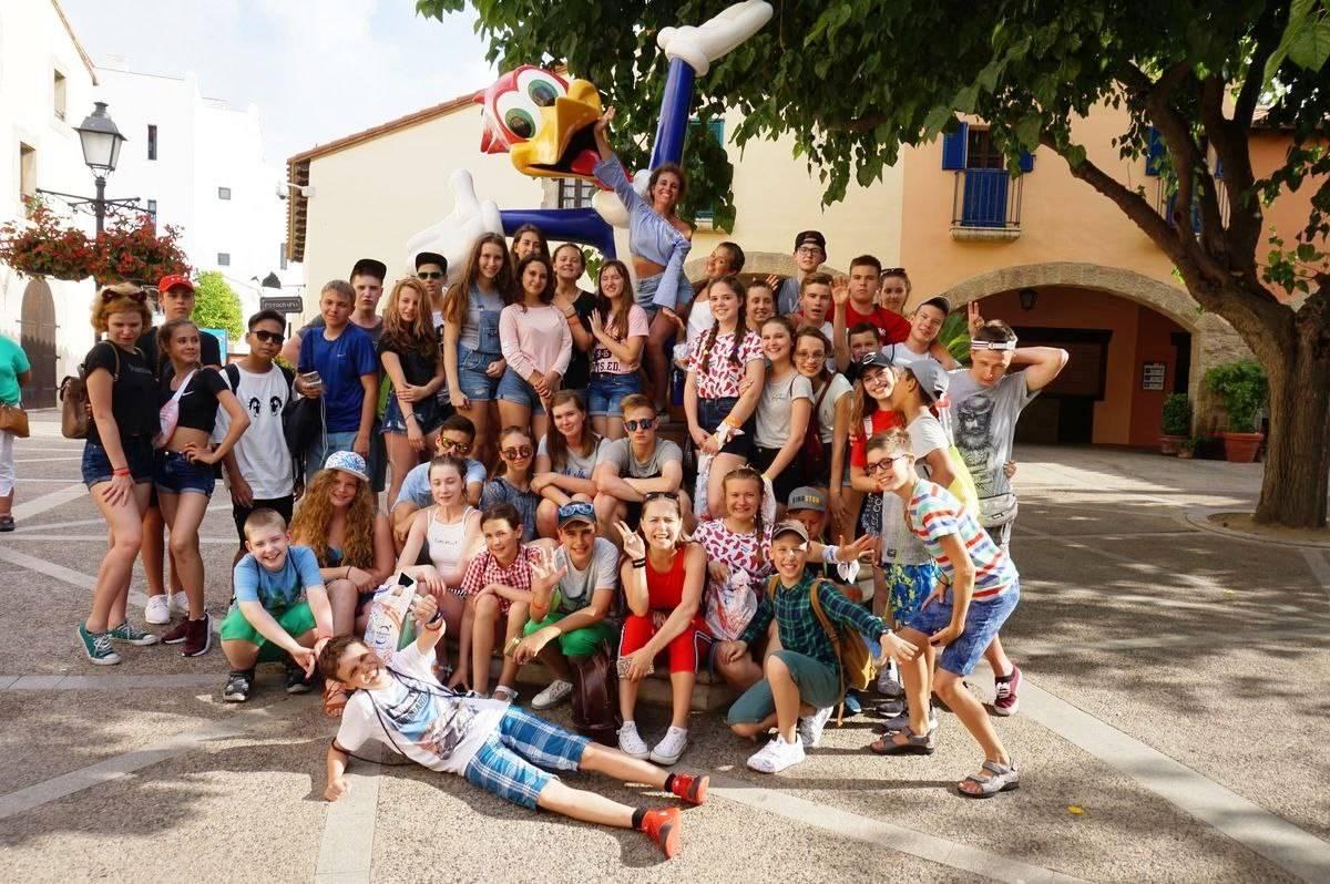 Инклюзивные лагеря для детей в испании 2021 - купить путевку, бронирование бесплатно