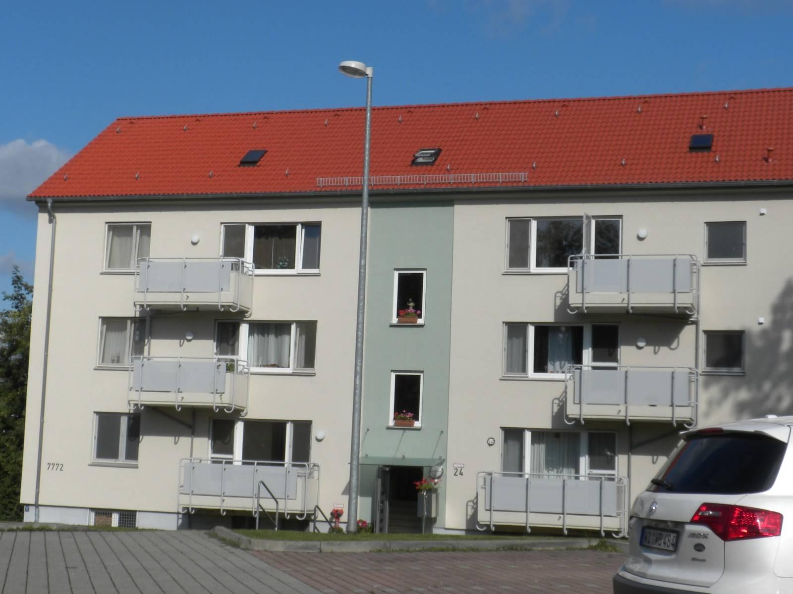 Как снять жилье в германии