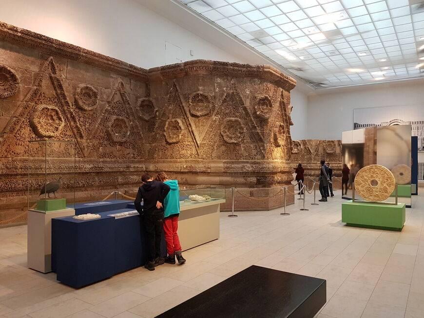 Пергамский музей (пергамон): самый известный в берлине
