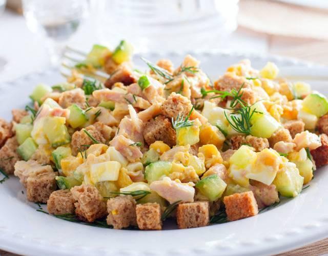 Теплый баварский салат рецепт. салат баварский – уникальная многогранность вкусов