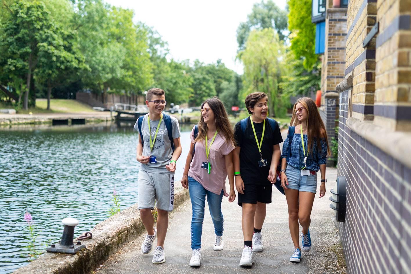Языковые лагеря в англии для школьников