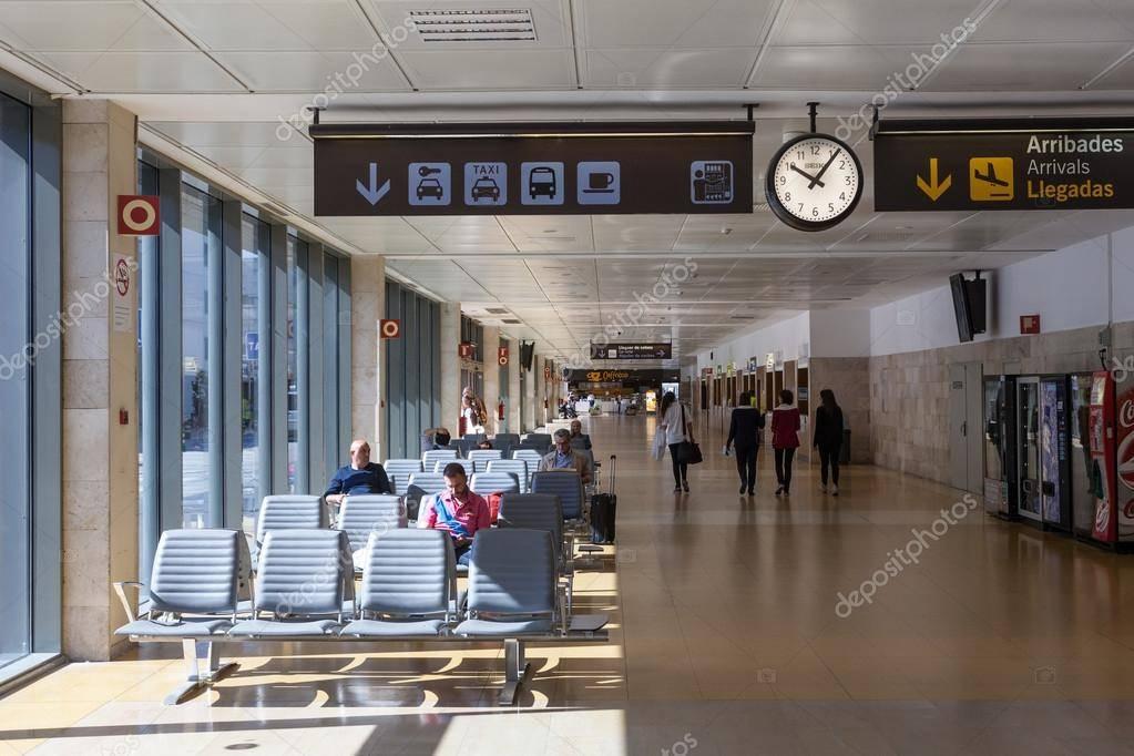 Аэропорт Жироны Коста-Брава