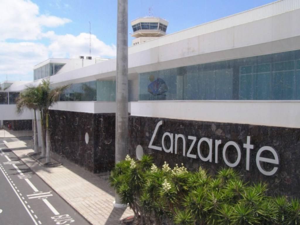 Испанский международный аэропорт Лансароте