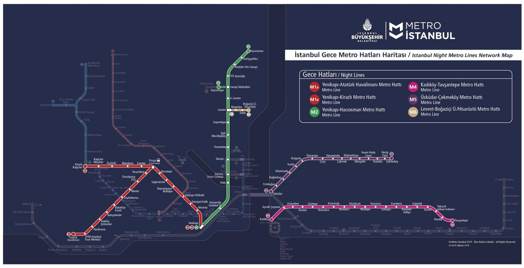 Общественный транспорт стамбула 2021: цены, как купить билеты. метро, автобусы, трамваи, паромы, такси, карты — туристер.ру
