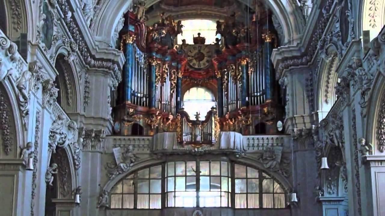 """Церковь святого петра в мюнхене - популярный в народе """"старина петер"""""""