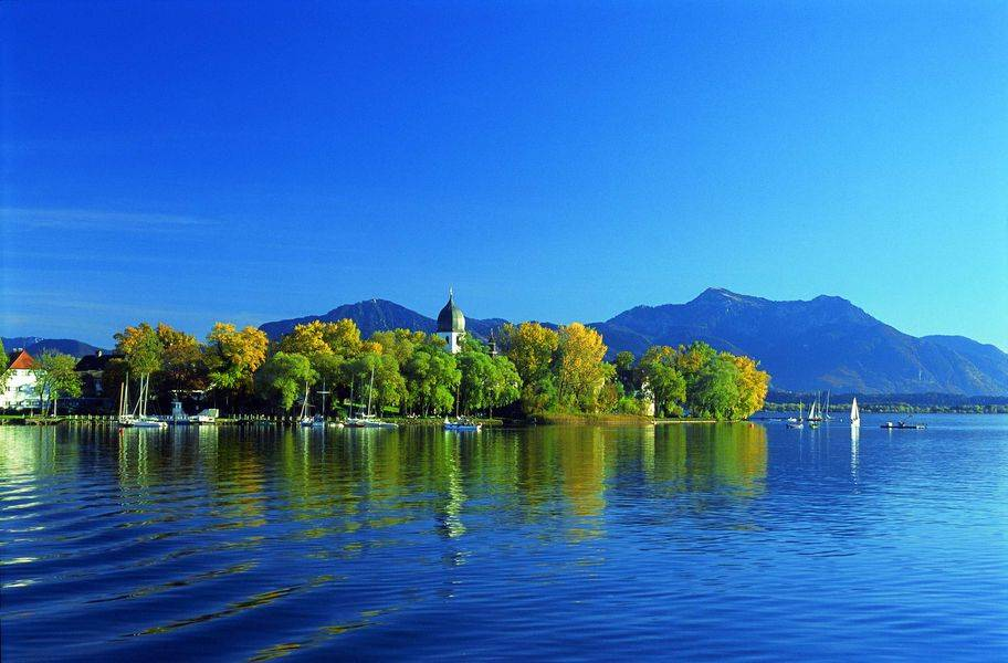 Озера баварии