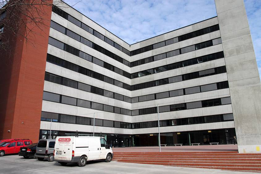 Чешский технический университет в праге