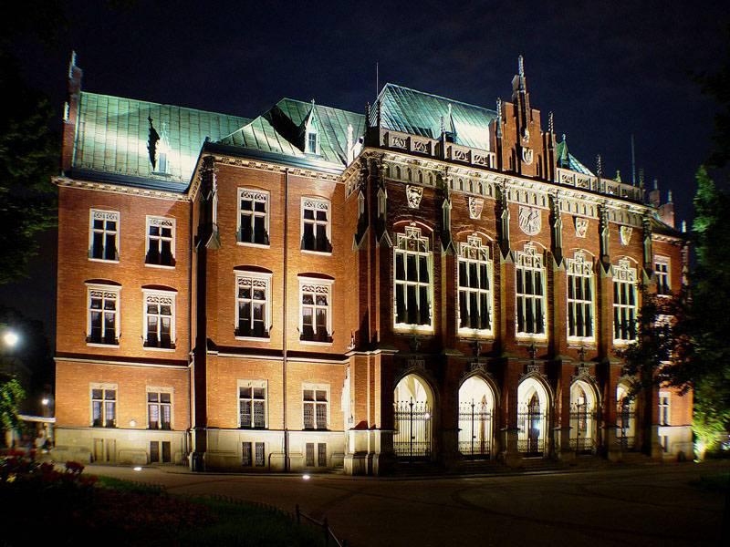 Ягеллонский университет: факультеты, специальности, правила приема