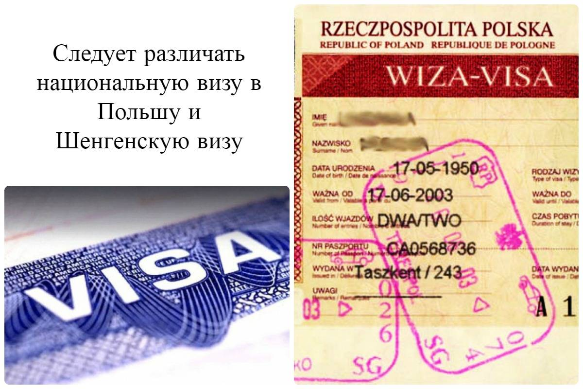 Документы на визу в польшу 2020, как подать через визовый центр