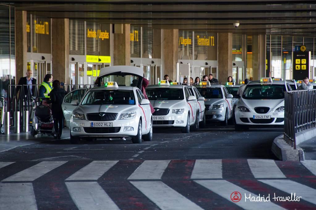 Поездка на такси в мадриде: тарифы и правила