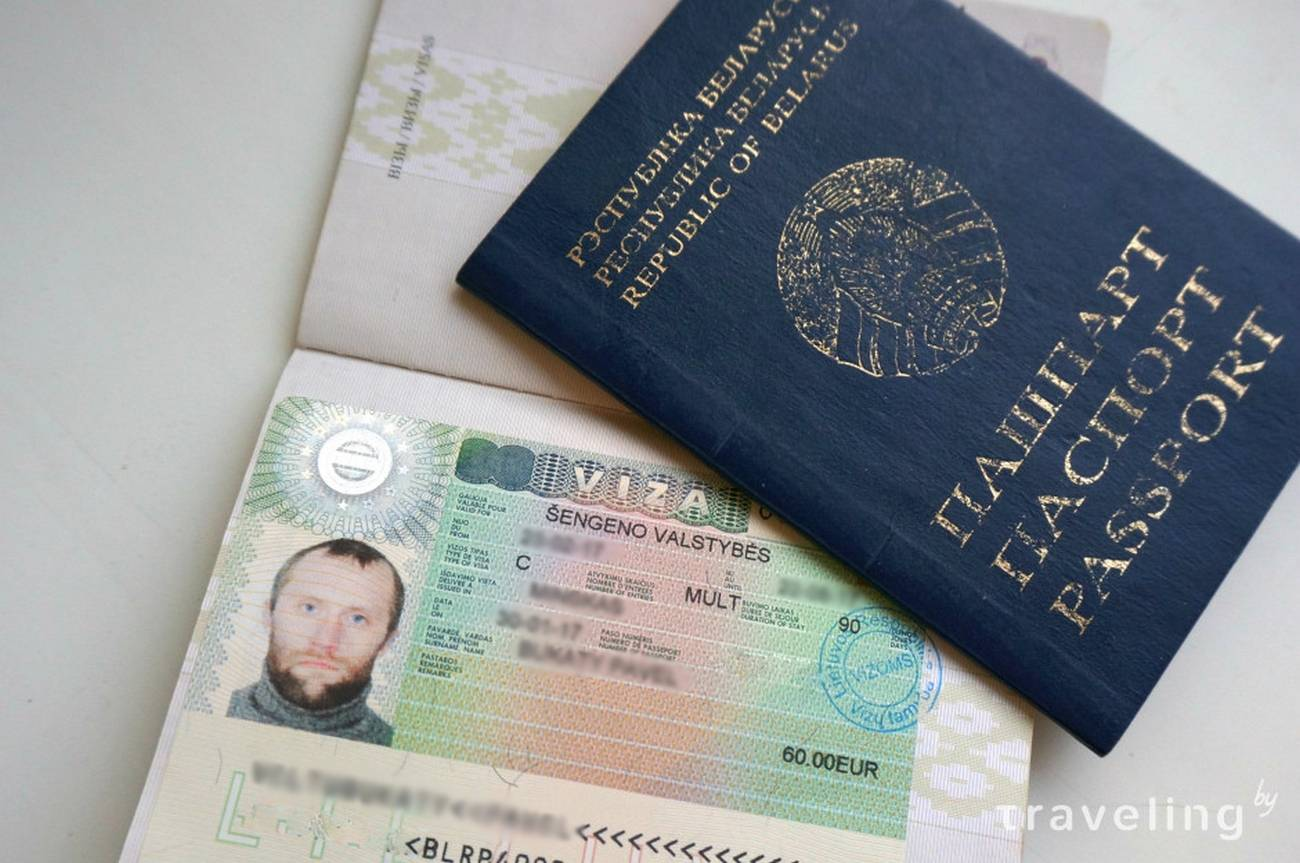 Рабочая виза в польшу для белорусов: ее особенности и оформление