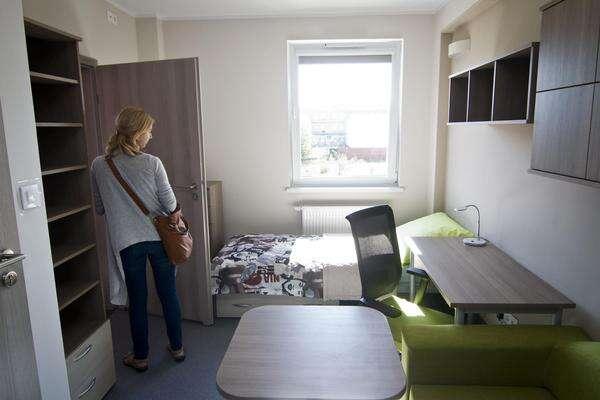 Общежития для студентов в польше | освитаполь