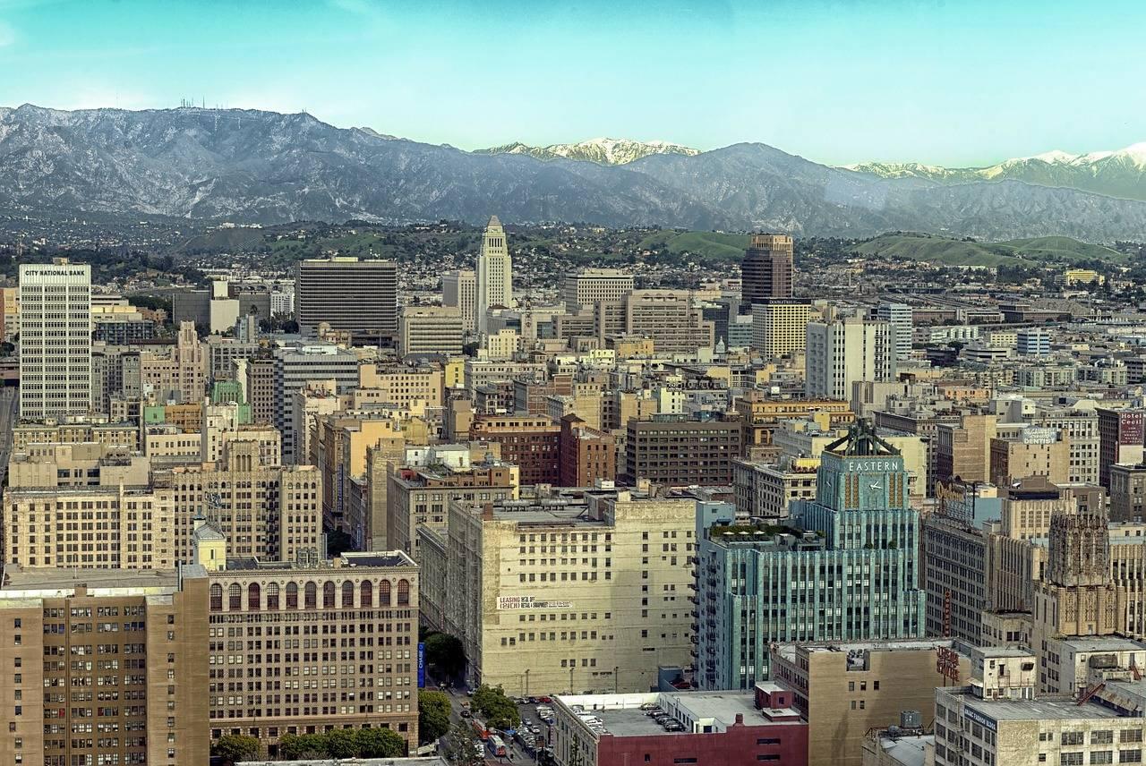 Районы лос-анджелеса: опасные, где поселиться