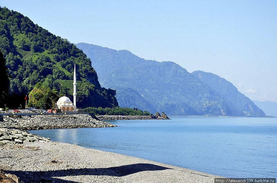 Все о курортах грузии и лучшем пляжном отдыхе на море