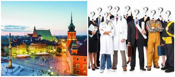Работа в польше для украинцев. вакансии в польше без посредников