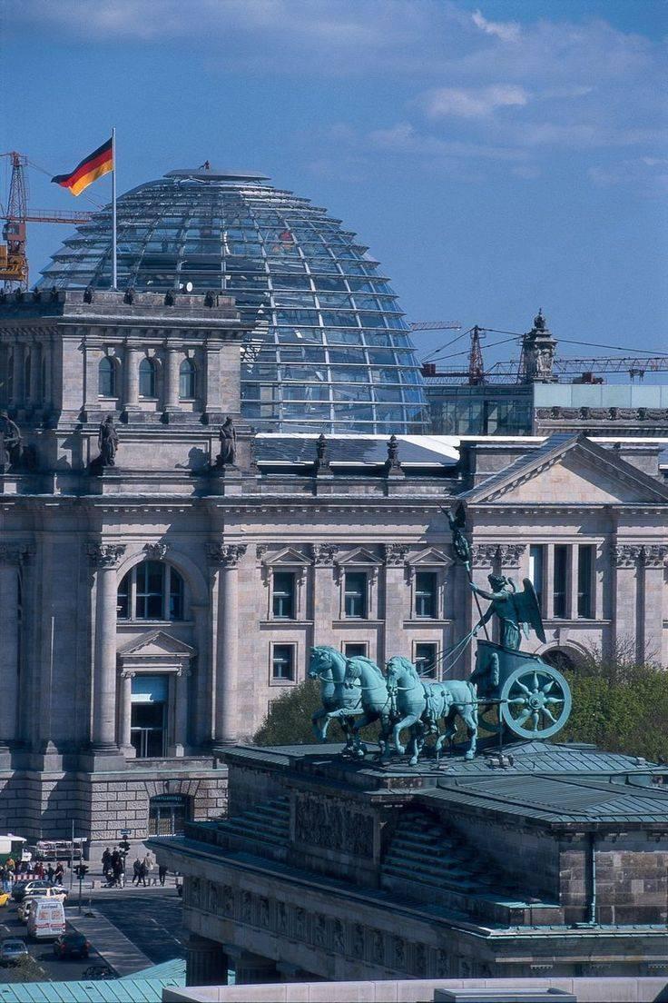 Рейхстаг: история, фото, где находится, экскурсии