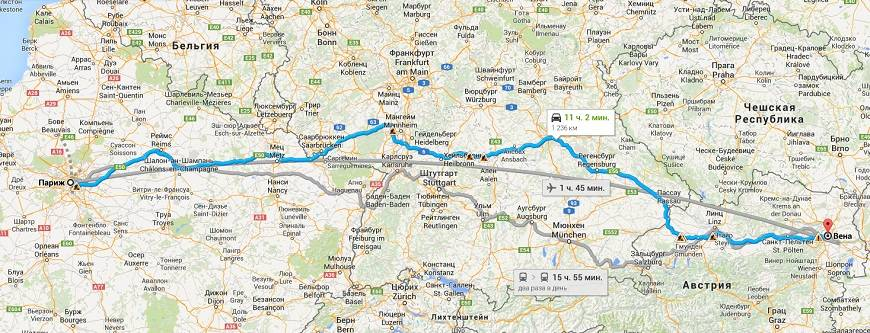 Как быстро и легко добраться из франкфурта в прагу