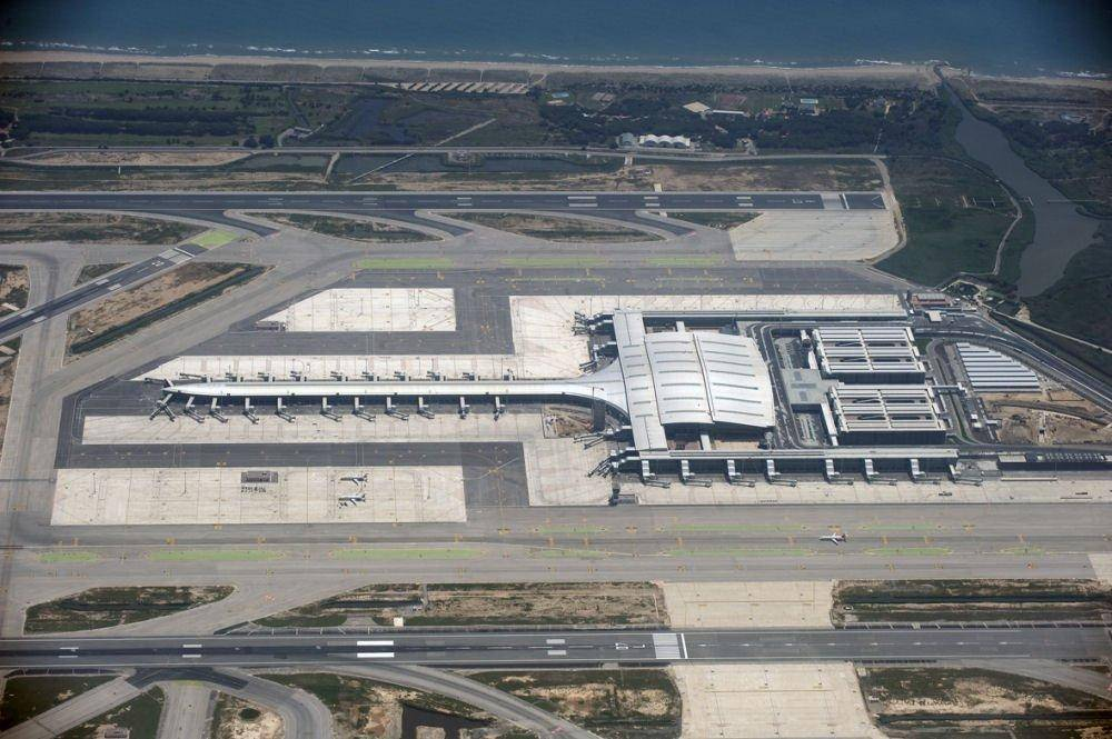 Аэропорт барселоны эль-прат: терминалы и услуги