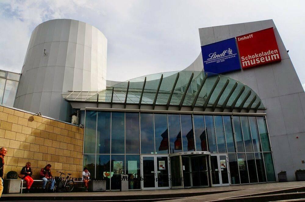 Музей шоколада, кельн, германия