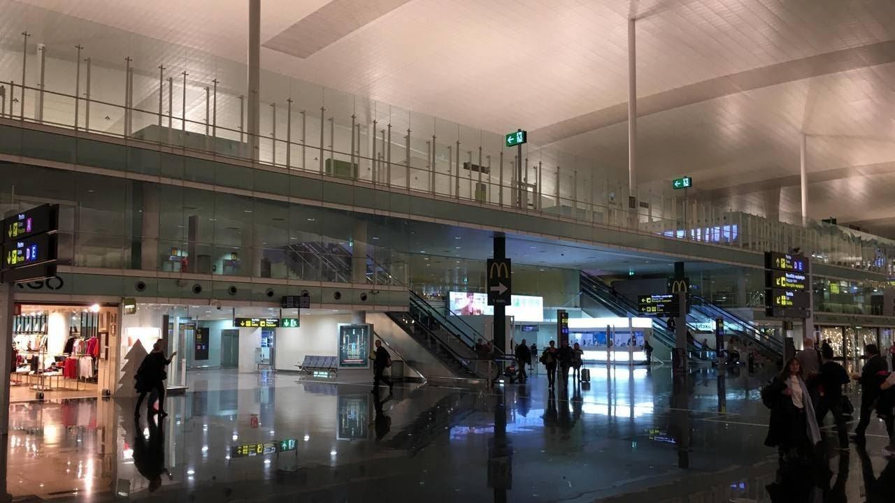 Аэропорт барселоны эль-прат - самая полная информация