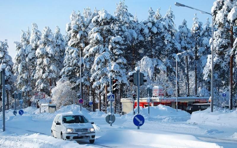 До финляндии на автомобиле