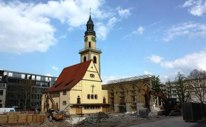 17 главных достопримечательностей штутгарта в германии: описание, фото, что посмотреть за один день, красивые места для фотосессии